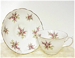 Lovely Hammersley Cup & Saucer Heather
