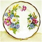 Lovely Royal Albert Plate - Harvest Bouquet