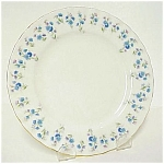 Lovely Royal Albert Plate Memory Lane