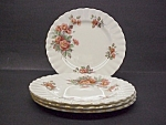Vintage Royal Albert 4 Plates