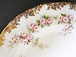 Royal Albert China Plate Dimity Rose