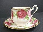 Royal Albert Cup&saucer-old English Rose #4