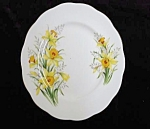 Royal Albert China Plate - Daffodil