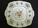 Royal Albert China Cake Platter - Petit Point