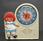 Charming Talking Alarm Clock