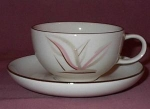 Dragon Flower Winfield Cup And Saucer