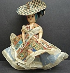 Kiddy Vogue Hard Plastic Ethnic Doll #2