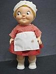 Vintage Campbell Kid - Doll - Girl