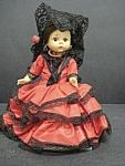 Vintage Madame Alexander Doll - Spanish