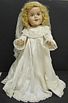 Rare Antique Shirley Temple Compo Doll