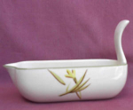 Tiger Lily Winfield China Gravy Boat