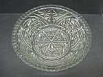 Vintage Pressed Glass - Large Bowl