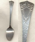 Demi-tasse Spoon Continental C.1927