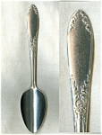 King Edward Silver Plate 1951 Teaspoon
