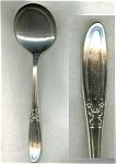 Yourex Associated Silver Round Soup Spoon
