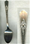 Maytime Harmony House Teaspoon Silverplate