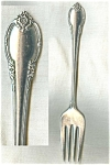 Remembrance Rogers International Salad Fork