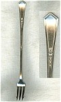La Touraine 1920 Long Olive Fork Rogers