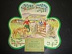 1959 All Irish Calendar - Beautiful Ireland