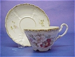 Antique Fine China Germany Cup & Saucer