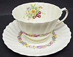 Royal Doulton China Cup&saucer - Evesham