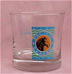 Del Mar Pacific Classic 1991 Horse Racing Glass