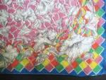 Printed Hankie Hanky Handkerchief -6