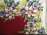 Printed Hankie Hanky Handkerchief - 7