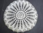 Another Unique - Hand Made Lace Doily