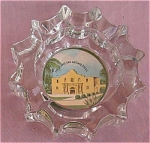 Alamo Texas Souvenir Advertising Ashtray