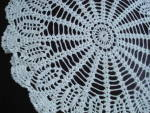 Large Lace Tabletop