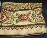Victorian Tapestry Tablecloth Or Bedspread