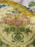 Vintage Silky Tapestry Table Topper
