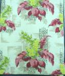 Vintage Barkcloth Fabric