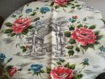 Antique Barkcloth Fabric