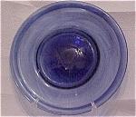 Large Blue Cobalt Plate Platter
