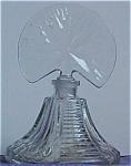 1940's Fan Top Purfume Bottle