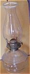 Very Old Kaadan Ltd. #10 Clear Oil Lamp