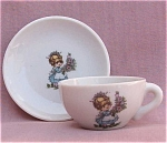 Toy Child Children's China Cup & Saucer