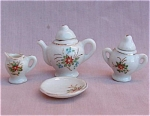 Occupied Japan Doll Tea Set Dishes