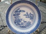 Booths Lowestaft Deer Plate 9.50 In Diameter