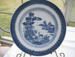 Booths Lowestaft Deer Deep Well Plate 9.75 In Diameter