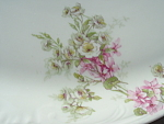 Theodore Haviland Limoges France Shabby Rose Platter Chic