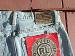 Ralph Lauren Jeans Nwt 28 X 31 Cotton Denim Slim Leg