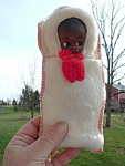 Cherokee Indian Doll Papoose Hm Native Mint
