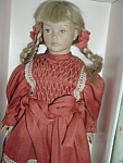 Heidi Ott Handmade Doll Golda Large Nib Switzerland