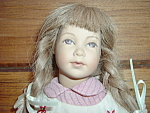 Heidi Ott Doll Handmade Large Nib Switzerland