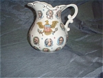 Usa Presidental Collector Pitcher 1965 Japan Import