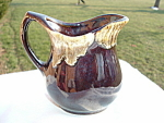 Rrpco Roseville Creamer Brown Drip Usa Mint Marked