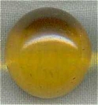 Vintage Bakelite Apple Juice Button Ball